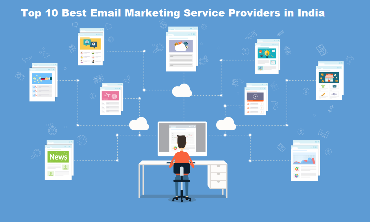 Top 10 Best Email Marketing Service Providers in India 2017